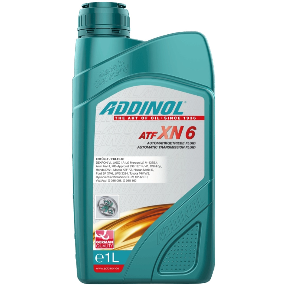 Масло Addinol ATF XN 6 - 1 Литър