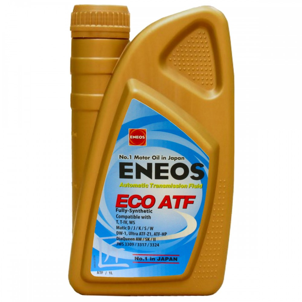Масло ENEOS ECO ATF - 1 Литър