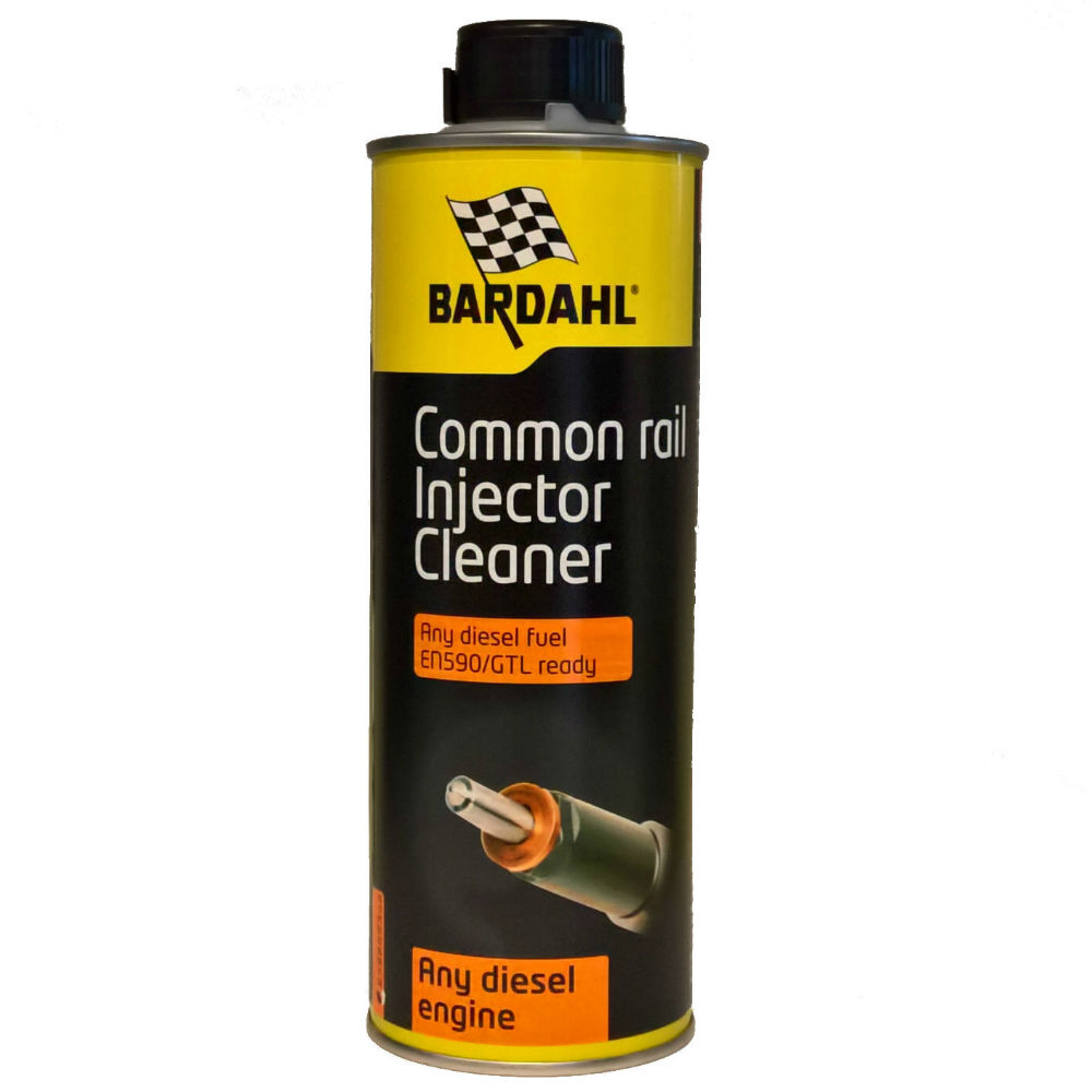 BARDAHL Injector Cleaner 6 in 1 добавка дизел - 500 ml