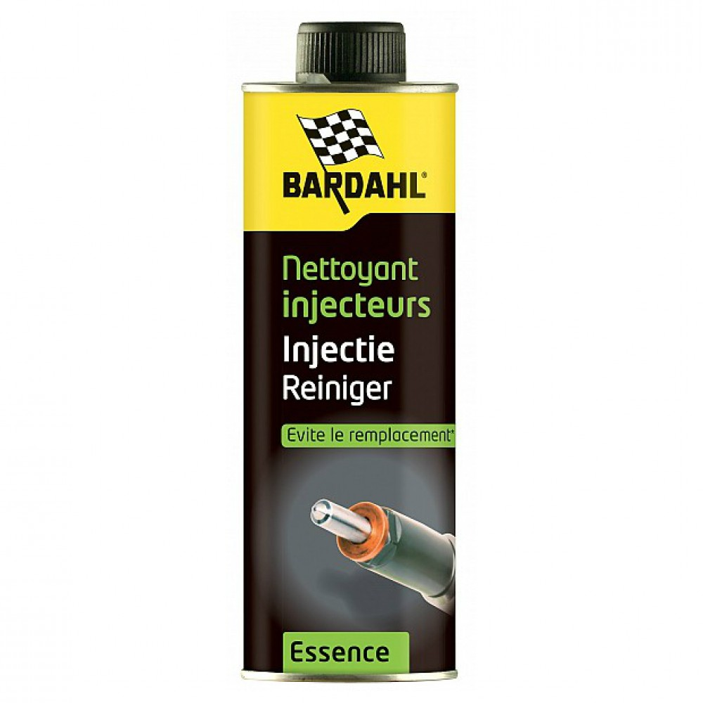 BARDAHL Injector Cleaner 6 in 1 добавка бензин - 500 ml