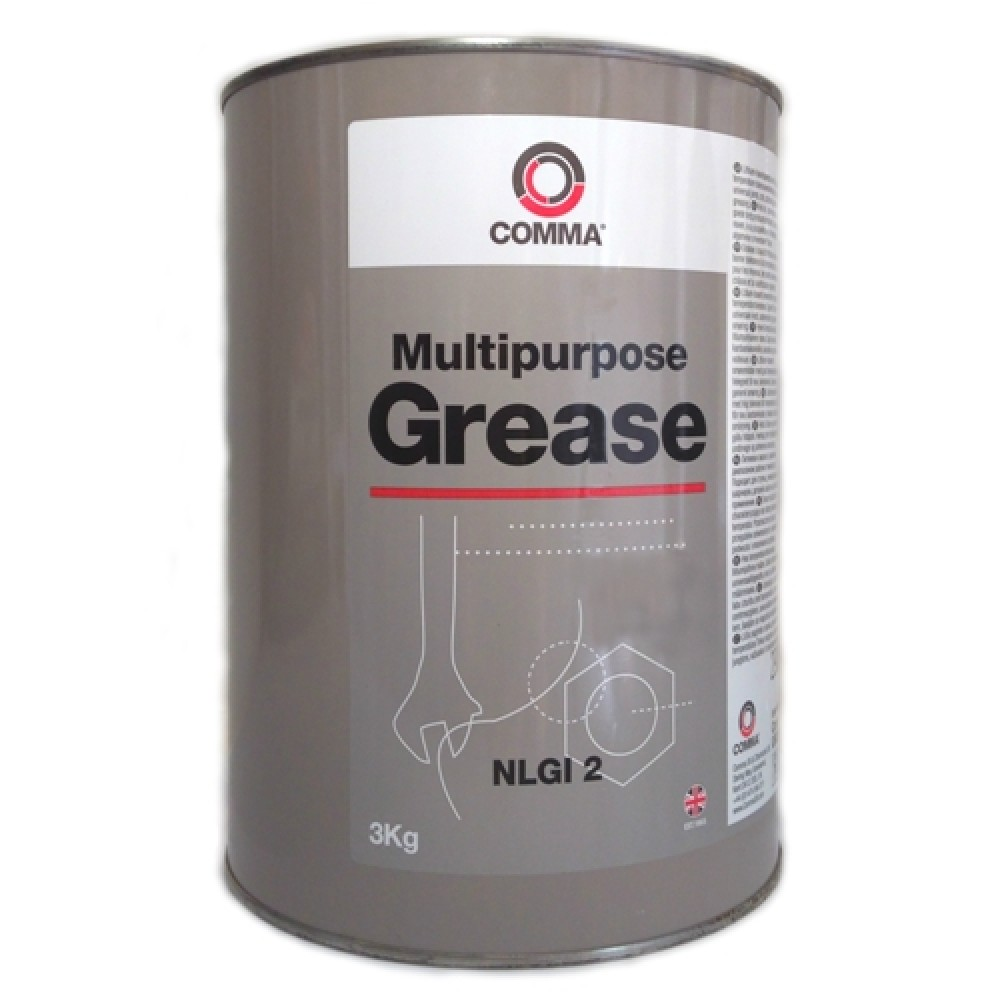 Грес Comma Multipurpose Grease - 3 Кг