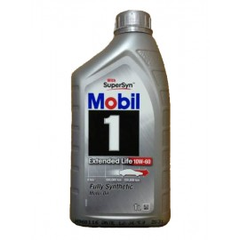 Масло Mobil 1 Extended Life 10W-60 - 1 Литър