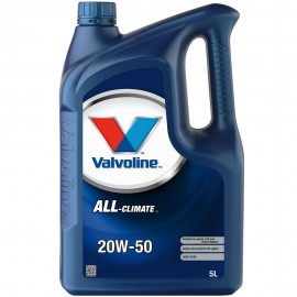 Масло VALVOLINE All Climate 20W-50 - 5 Литра