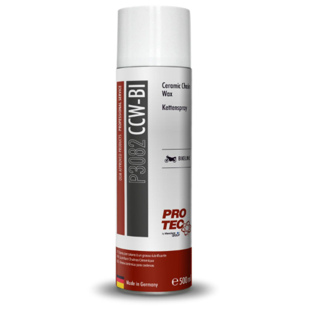 Pro-Tec Ceramic Chain Wax - 500ml