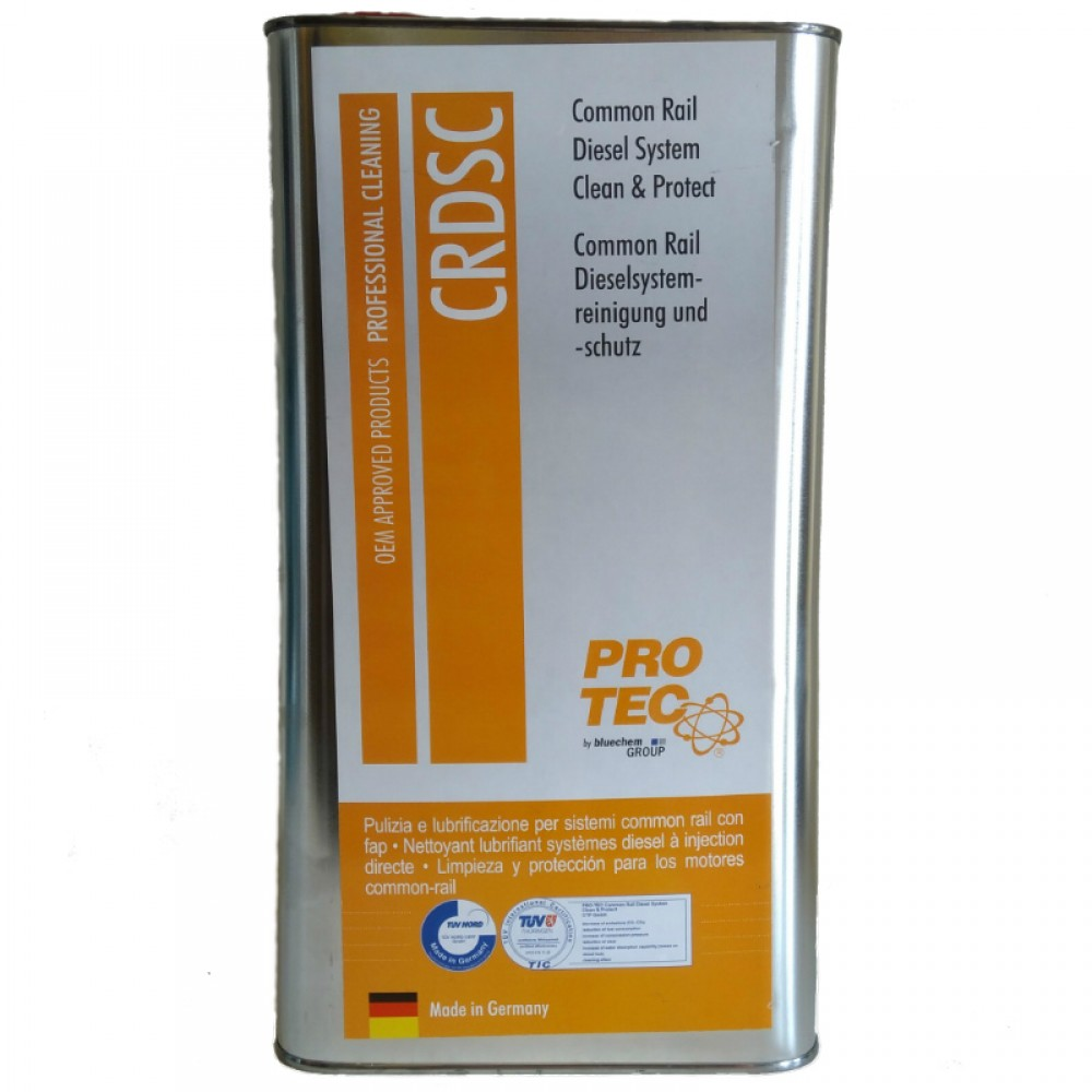 Pro-Tec Common Rail Diesel System Clean & Protect - 5000ml