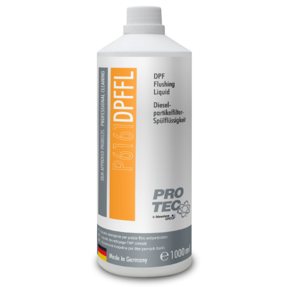 Pro-Tec DPF Flushing Liquid - 1000ml