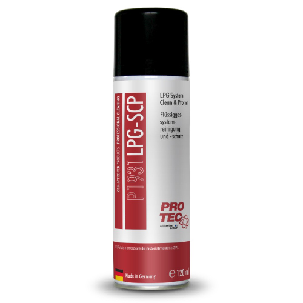 Pro-Tec LPG System Clean & Protect - 120ml